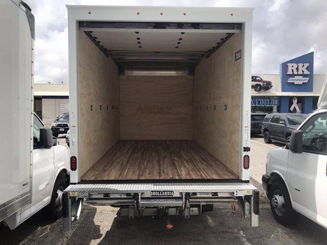 2020 Chevrolet LCF 4500 Crew Cab RWD, Morgan Dry Freight #CN03615 - photo 13