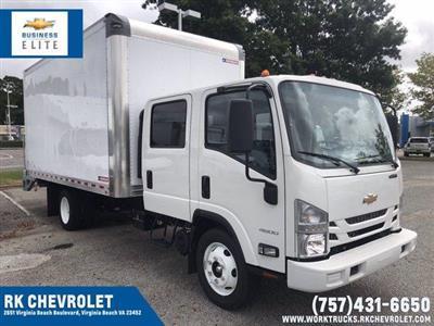 2020 Chevrolet LCF 4500 Crew Cab RWD, Morgan Dry Freight #CN03615 - photo 1