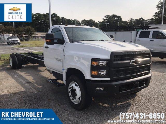 2020 Chevrolet Silverado 5500 Regular Cab DRW 4x2, Cab Chassis #CN03868 - photo 1