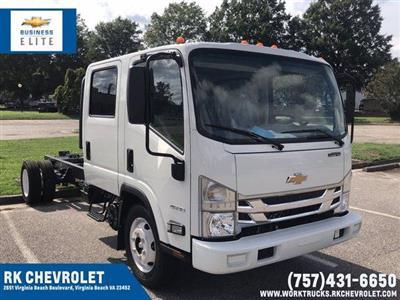2020 Chevrolet LCF 4500 Crew Cab RWD, Cab Chassis #CN03918 - photo 1