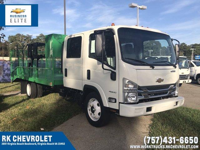 2020 Chevrolet LCF 4500 Crew Cab RWD, Cab Chassis #CN03955 - photo 1