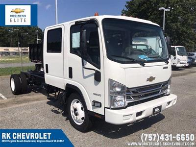 2020 Chevrolet LCF 4500 Crew Cab RWD, Cab Chassis #CN03956 - photo 1
