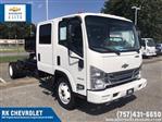 2020 Chevrolet LCF 4500 Crew Cab RWD, Cab Chassis #CN03956 - photo 1
