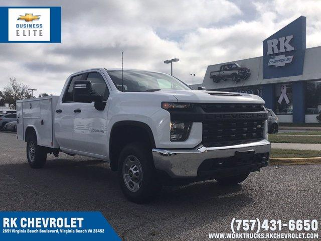 2020 Chevrolet Silverado 2500 Double Cab 4x2, Reading SL Service Body #CN04539 - photo 1