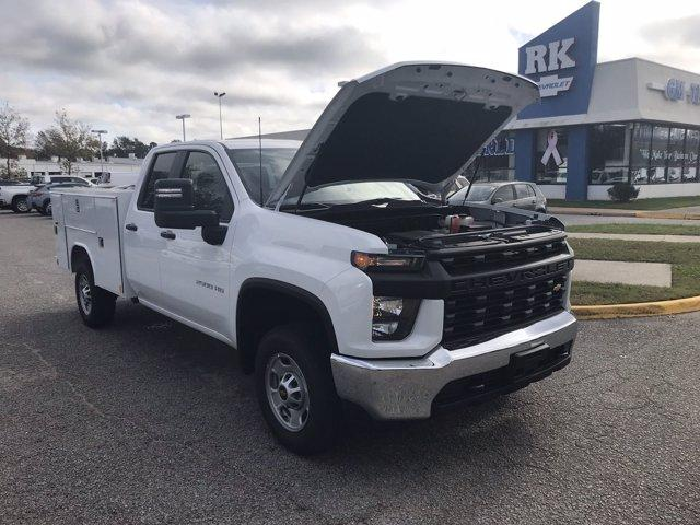 2020 Chevrolet Silverado 2500 Double Cab 4x2, Reading SL Service Body #CN04539 - photo 44