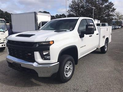 2020 Chevrolet Silverado 2500 Double Cab 4x2, Reading SL Service Body #CN04539 - photo 4