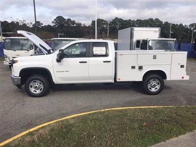 2020 Chevrolet Silverado 2500 Double Cab 4x2, Reading SL Service Body #CN04539 - photo 45
