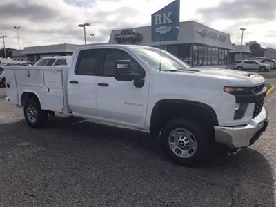 2020 Chevrolet Silverado 2500 Double Cab 4x2, Reading SL Service Body #CN04539 - photo 8