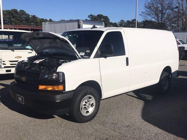 2020 Chevrolet Express 2500 4x2, Adrian Steel Commercial Shelving Upfitted Cargo Van #CN04557 - photo 39