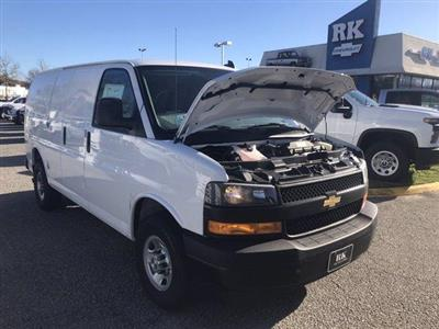 2020 Chevrolet Express 2500 4x2, Adrian Steel Commercial Shelving Upfitted Cargo Van #CN04557 - photo 38