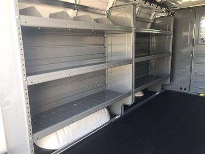 2020 Chevrolet Express 2500 4x2, Adrian Steel Commercial Shelving Upfitted Cargo Van #CN04557 - photo 16