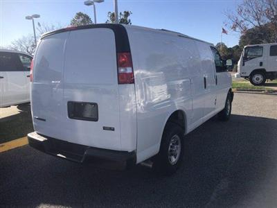 2020 Chevrolet Express 2500 4x2, Adrian Steel Commercial Shelving Upfitted Cargo Van #CN04557 - photo 9