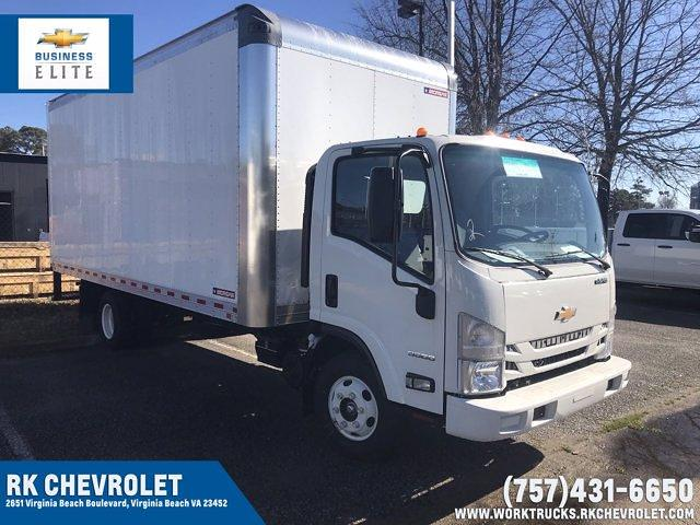 2020 Chevrolet LCF 3500 Regular Cab DRW 4x2, Morgan Dry Freight #CN04838 - photo 1