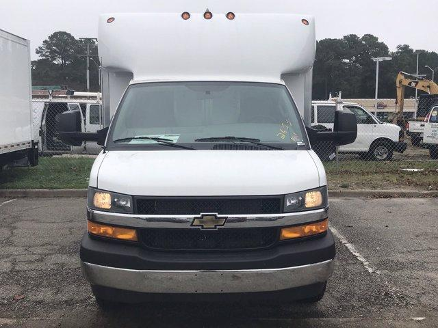 2020 Chevrolet Express 4500 DRW 4x2, Supreme Spartan Cargo Cutaway Van #CN04925 - photo 3