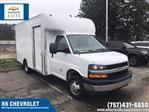 2020 Chevrolet Express 4500 DRW 4x2, Supreme Spartan Cargo Cutaway Van #CN04925 - photo 1