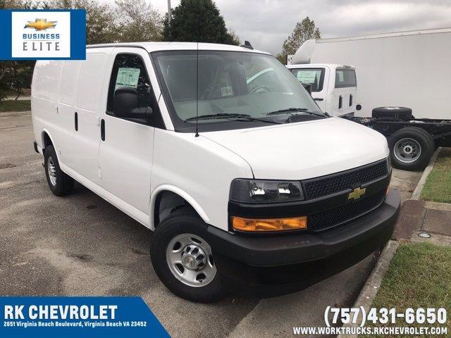 2020 Chevrolet Express 2500 RWD, Empty Cargo Van #CN04949 - photo 1