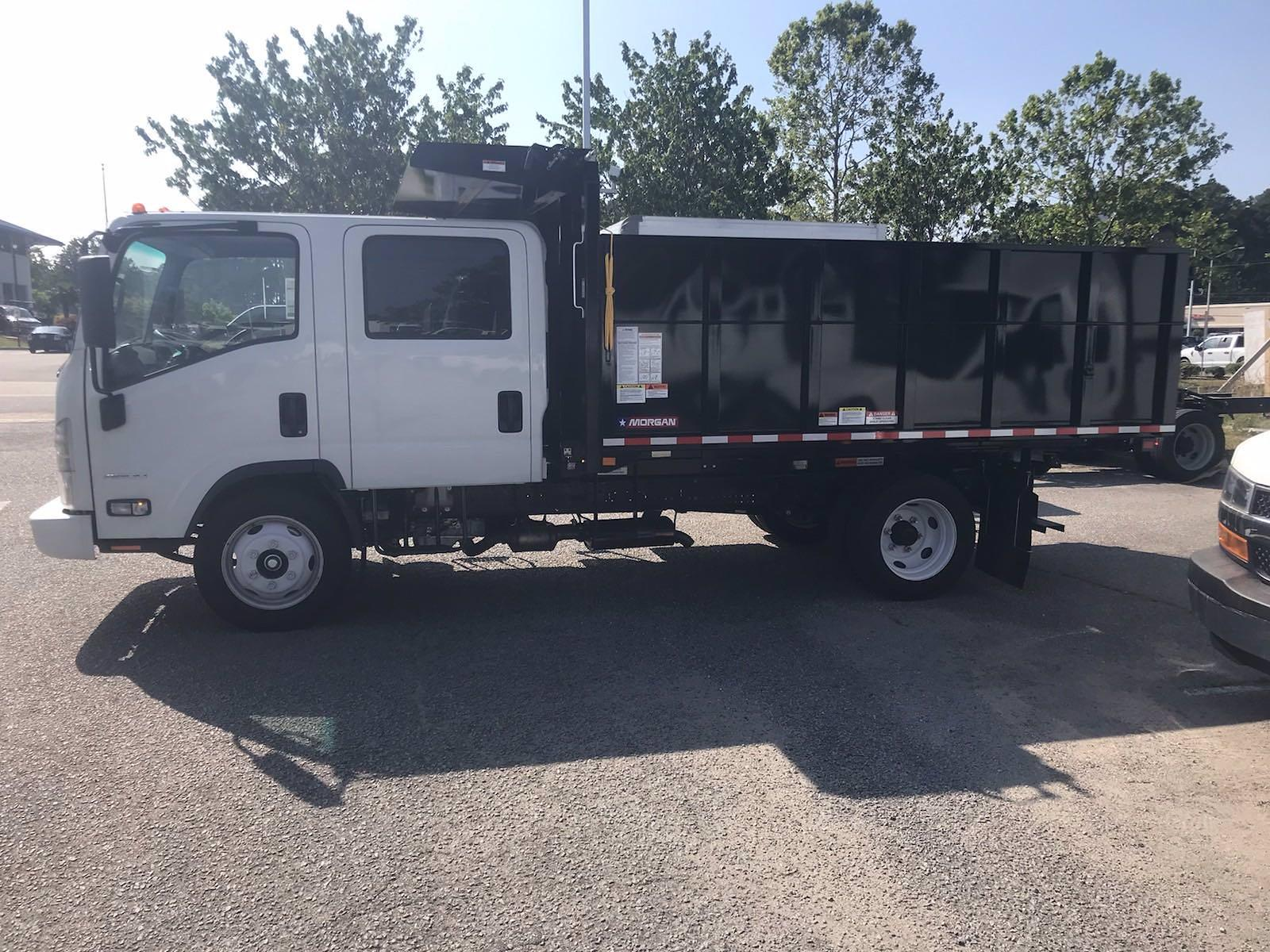 2020 Chevrolet LCF 4500 Crew Cab 4x2, Morgan Dry Freight #CN04959 - photo 4
