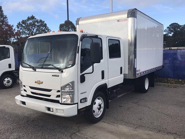 2020 Chevrolet LCF 4500 Crew Cab DRW 4x2, Morgan Dry Freight #CN05015 - photo 8