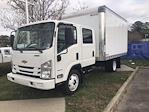 2020 Chevrolet LCF 4500 Crew Cab DRW 4x2, Morgan Dry Freight #CN05015 - photo 3