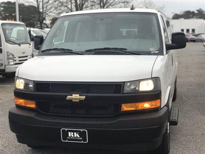 2020 Chevrolet Express 3500 4x2, Passenger Wagon #CN05559 - photo 10