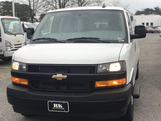 2020 Chevrolet Express 3500 4x2, Passenger Wagon #CN05561 - photo 10