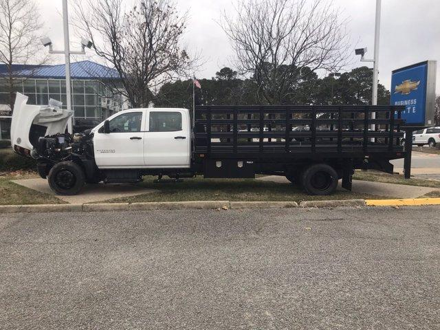 2020 Chevrolet Silverado 5500 Crew Cab DRW 4x2, Reading Platform Body #CN05741 - photo 48