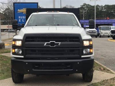 2020 Chevrolet Silverado 5500 Crew Cab DRW 4x2, Reading Platform Body #CN05741 - photo 3