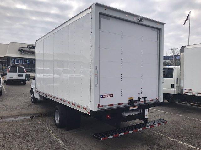 2020 Chevrolet Express 3500 DRW 4x2, Morgan Parcel Aluminum Cutaway Van #CN06012 - photo 6