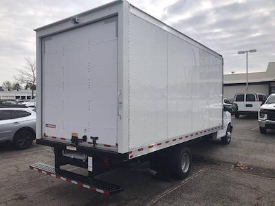 2020 Chevrolet Express 3500 DRW 4x2, Morgan Parcel Aluminum Cutaway Van #CN06012 - photo 2