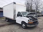 2020 Chevrolet Express 3500 DRW 4x2, Morgan Parcel Aluminum Cutaway Van #CN06012 - photo 36