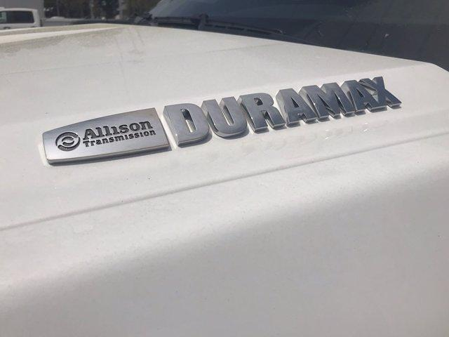 2019 Chevrolet Silverado Medium Duty Crew Cab DRW 4x4, Knapheide PGND Gooseneck Hauler Body #CN06124A - photo 12