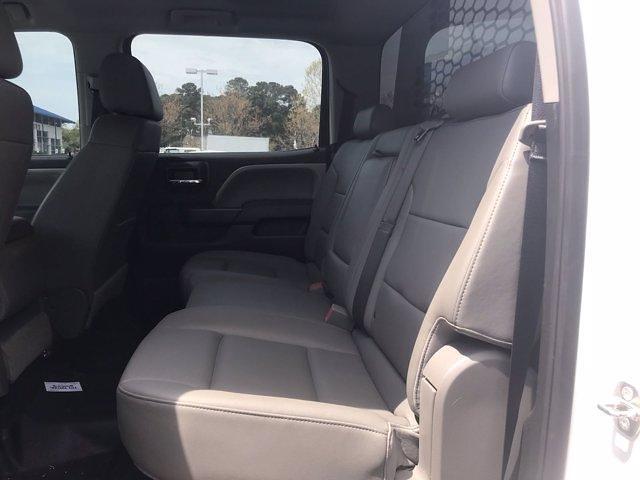 2019 Chevrolet Silverado Medium Duty Crew Cab DRW 4x4, Knapheide PGND Gooseneck Hauler Body #CN06124A - photo 35