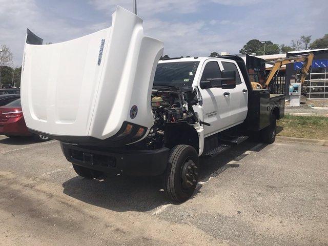 2019 Chevrolet Silverado Medium Duty Crew Cab DRW 4x4, Knapheide PGND Gooseneck Hauler Body #CN06124A - photo 38