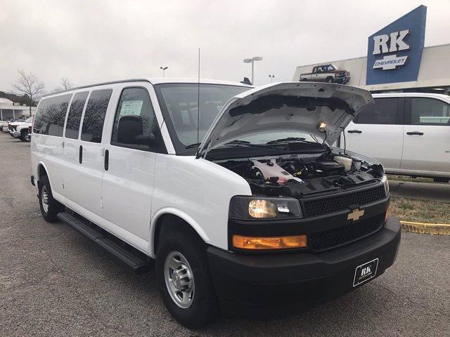 2020 Chevrolet Express 3500 4x2, Passenger Wagon #CN06734 - photo 42