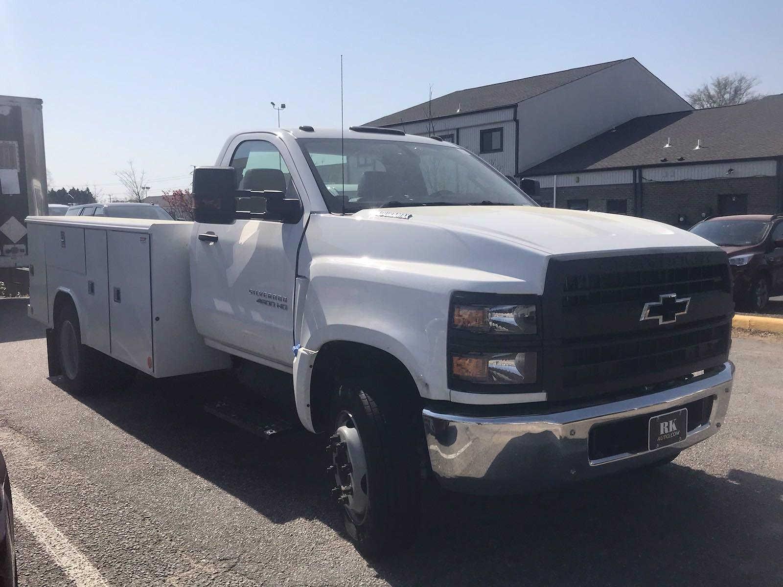 2020 Chevrolet Silverado 4500 Regular Cab DRW 4x2, Reading Service Body #CN06736 - photo 31