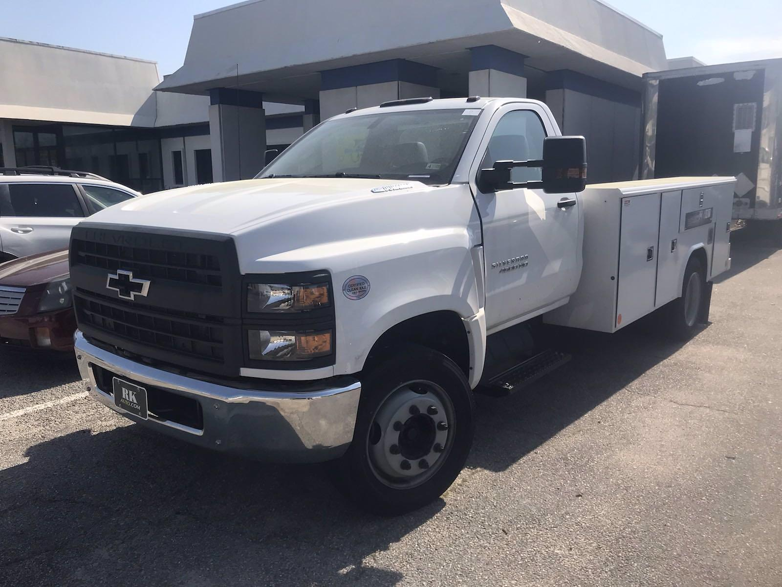 2020 Chevrolet Silverado 4500 Regular Cab DRW 4x2, Reading Service Body #CN06736 - photo 6