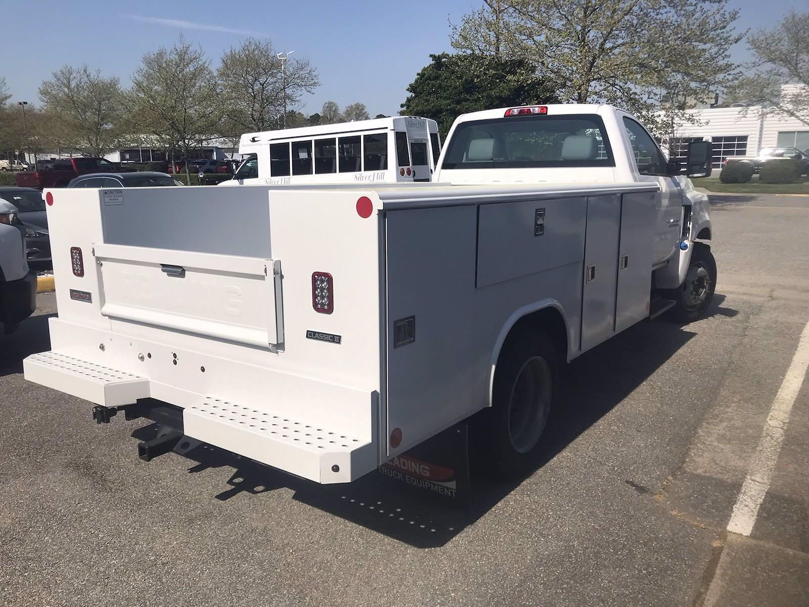 2020 Chevrolet Silverado 4500 Regular Cab DRW 4x2, Reading Service Body #CN06736 - photo 9