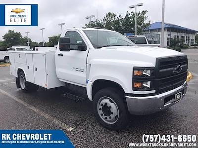 2020 Chevrolet Silverado 4500 Regular Cab DRW 4x2, Reading Service Body #CN06736 - photo 1