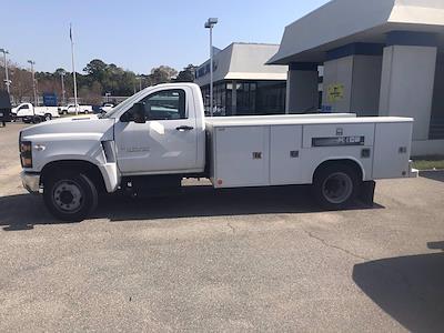 2020 Chevrolet Silverado 4500 Regular Cab DRW 4x2, Reading Classic II Steel Service Body #CN06736 - photo 8
