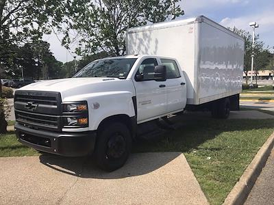 2020 Chevrolet Silverado 5500 Crew Cab DRW 4x2, J&B Truck Body Cutaway Van #CN06861 - photo 4
