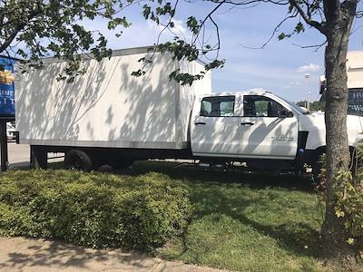 2020 Chevrolet Silverado 5500 Crew Cab DRW 4x2, J&B Truck Body Cutaway Van #CN06861 - photo 7