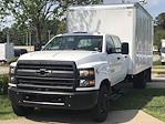 2020 Chevrolet Silverado 5500 Crew Cab DRW 4x2, J&B Truck Body Cutaway Van #CN06861 - photo 11
