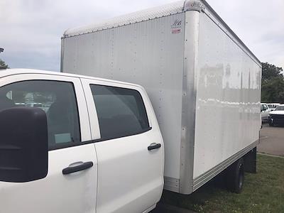 2020 Chevrolet Silverado 5500 Crew Cab DRW 4x2, J&B Truck Body Cutaway Van #CN06864 - photo 17