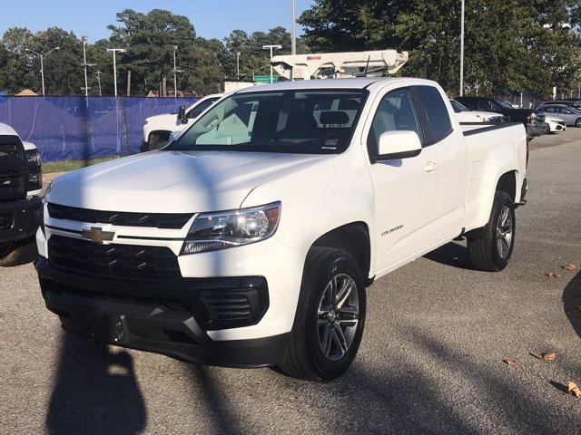 2021 Chevrolet Colorado Extended Cab RWD, Pickup #CN14818 - photo 4