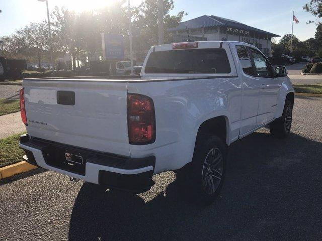2021 Chevrolet Colorado Extended Cab RWD, Pickup #CN14818 - photo 2