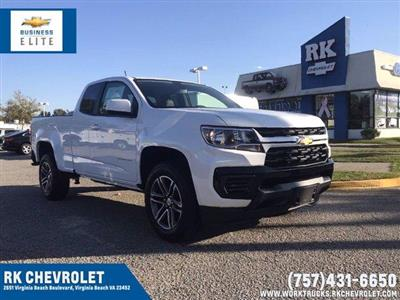 2021 Chevrolet Colorado Extended Cab RWD, Pickup #CN14818 - photo 1