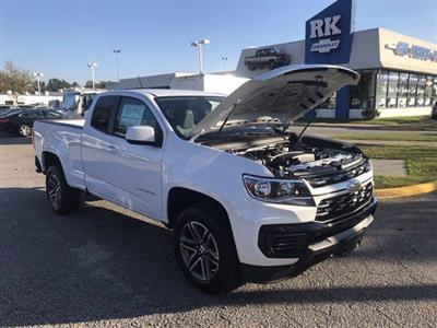 2021 Chevrolet Colorado Extended Cab RWD, Pickup #CN14818 - photo 37