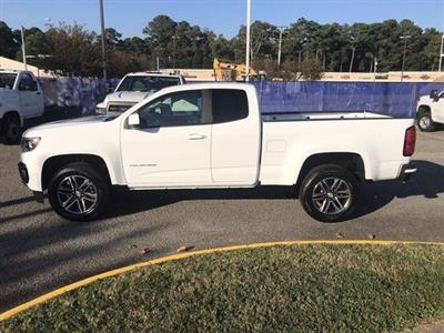2021 Chevrolet Colorado Extended Cab RWD, Pickup #CN14818 - photo 5