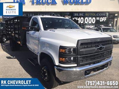 2020 Chevrolet Silverado 4500 Regular Cab DRW 4x2, Cab Chassis #CN15179 - photo 1