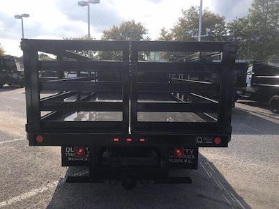 2020 Silverado 4500 Regular Cab DRW 4x2,  Quality Truck Bodies & Repair Stake Bed #CN15179 - photo 3